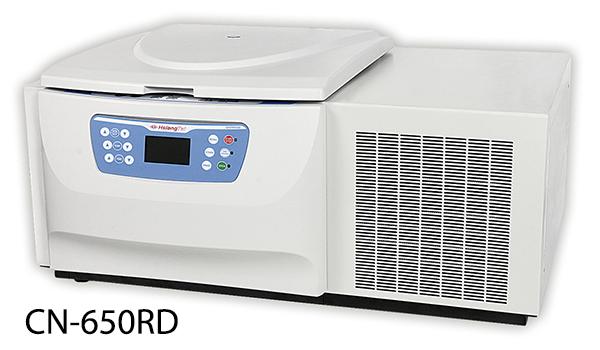 Центрифуга с охлаждением большого объема CN-650RD