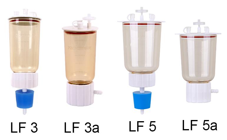 Держатели фильтра из полиэфирсурфона, ø 47 мм