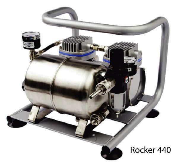 Лабораторный компрессор Rocker 440