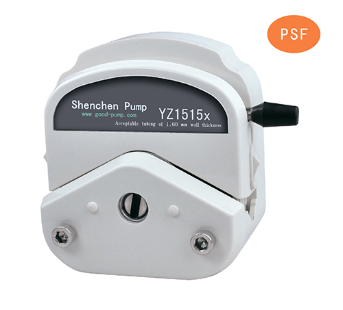 Головки для перистальтических насосов YZ1515x (PSF)