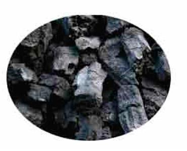 Уголь до измельчения
