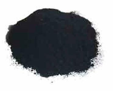 Уголь после измельчения