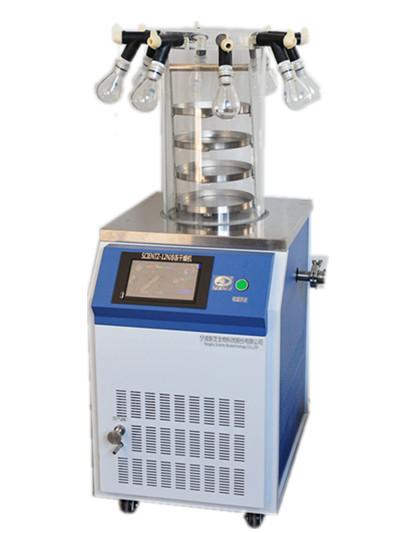 Установки лиофильной сушки серии 12N/12ND в исполнении Ordinary Multi-Manifolds