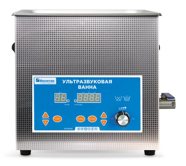 Ультразвуковые ванны c регулируемой мощностью УЗ, дегазацией, подогревом и цифровым управлением