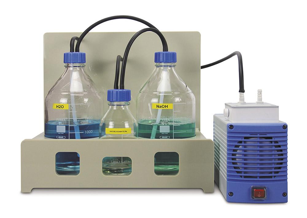 Система утилизации газов СКБ-4