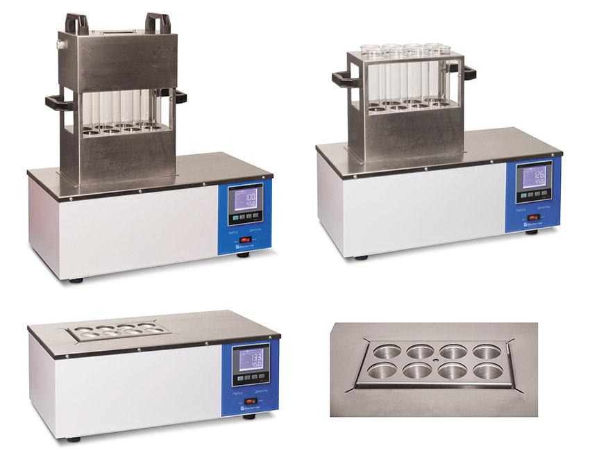 Дигесторы (печи минерализации) для анализа белка по Кьельдалю серии ПМП
